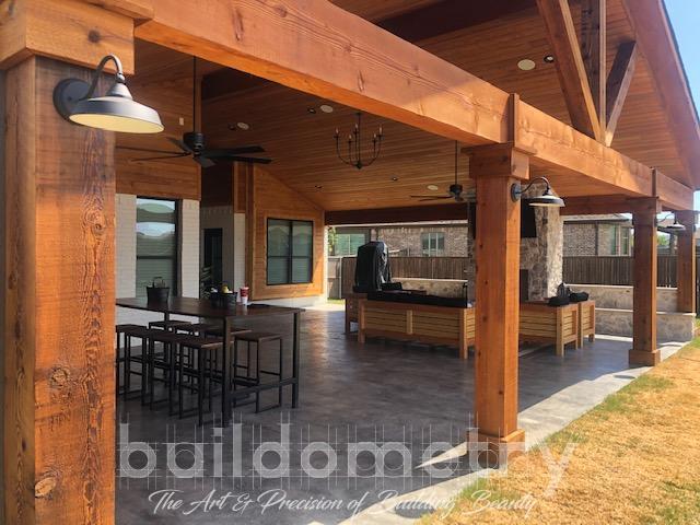Buildometry Patio Cover